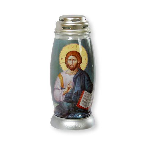 Bolsius Üvegmécses Jézus