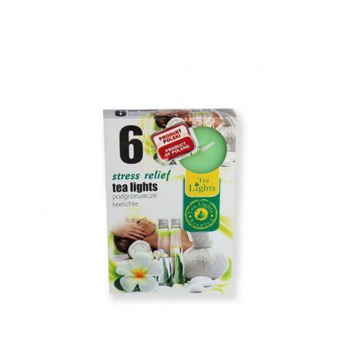 Tea illatmécses Stresszoldó 6 db