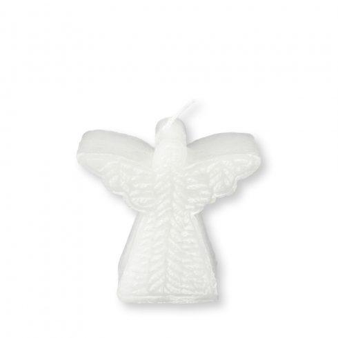 Angyalka gyertya fehér