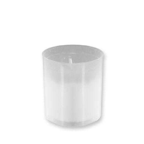 Műanyag Mécses Betét WK30 10db