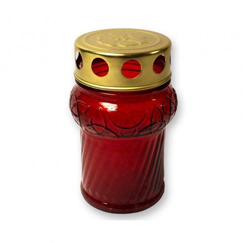 Fedeles Üvegmécses LA 19 piros