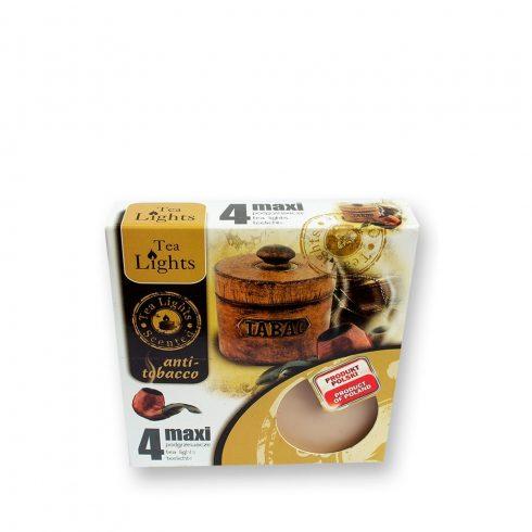 Tea mécses Maxi Anti Tobacco 4db