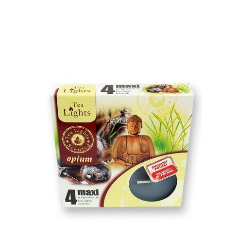 Tea mécses Maxi Ópium 4db