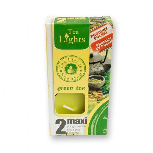 Tea mécses Maxi Zöld Tea 2db