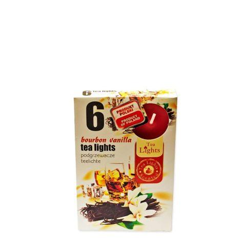 Tea mécses Bourbon-Vanilia 6db