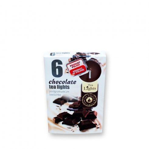 Tea mécses Csokoládé 6db
