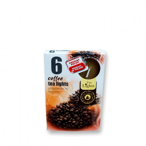 Tea mécses Kávé 6db