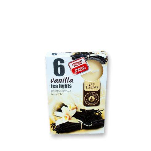 Tea mécses Vanilia 6db
