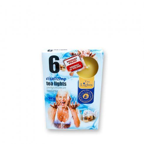 Tea mécses Vitalizing 6db