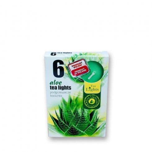 Tea mécses Aloe 6db