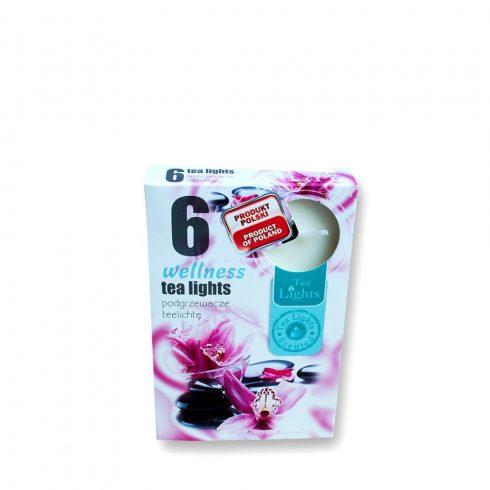 Tea mécses Wellness 6db