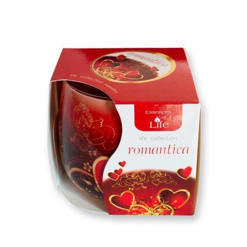 Poharas illatmécses Romantika