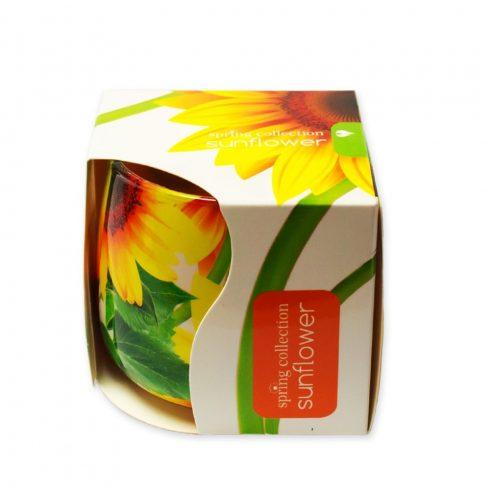 Poharas illatmécses Napraforgó