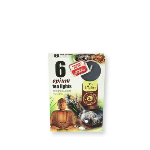 Tea illatmécses Ópium 6 db