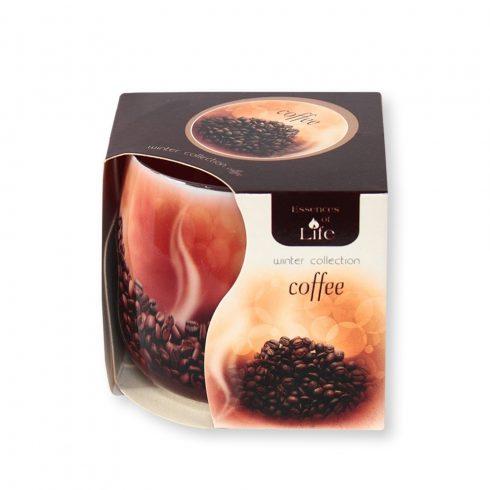 Poharas illatmécses Kávé