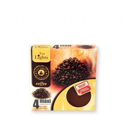Tea Mécses Maxi Kávé 4db